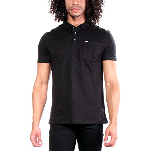 Calvin Klein Hemden Solid Key Idea Polo Herren