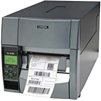 Citizen America CL-S700DT-P CL-S700 Direct Thermal Barcode PRINTER with Power Cord, Peeler, Gray