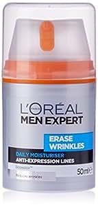 L'OREAL PARIS L'Oréal Men Expert Erase Wrinkles Moisturizer, 50 ml