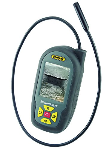 General Tools PCS55 PalmScope Compact Borescope Video Inspection Camera by General Tools (Image #1)