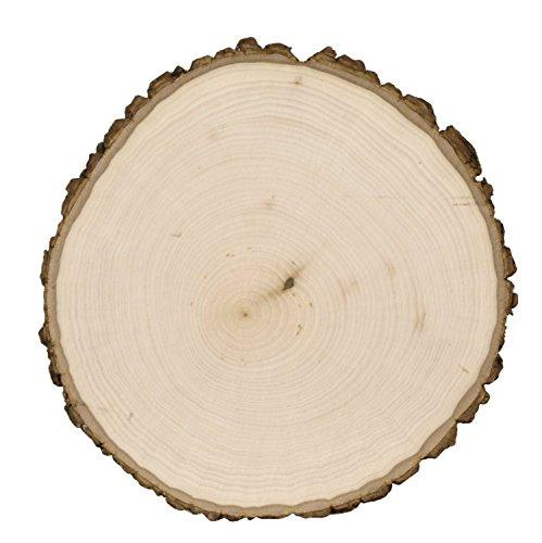 basswood round thick