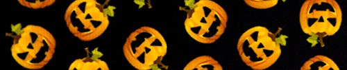 Country Brook Design 3/4 Inch Happy Jack Photo Quality Polyester, 20 Yards -