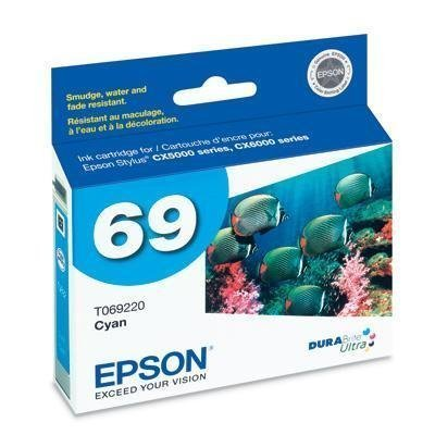 EPST069220 - Epson T069220 Ink (Epson 69 Ink Cyan)
