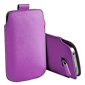 AES - Universal Pouch with Drawstring for iPhone , Purple