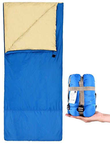 Ohuhu Sleeping Bag Lightweight Portable Backpacking Sleeping Bags