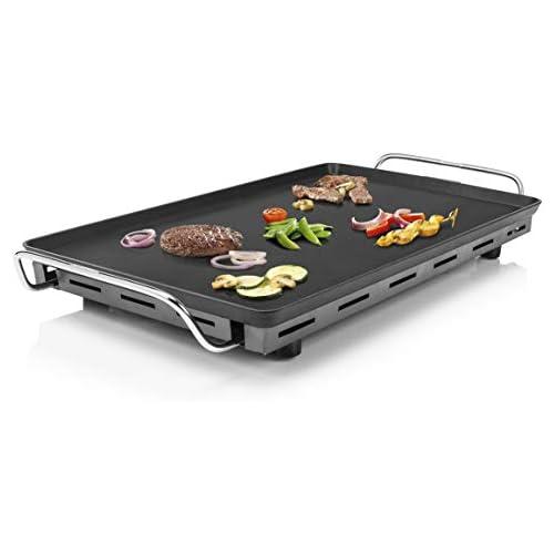 chollos oferta descuentos barato Princess 102325 Table Chef XXL superficie de 60x36 cm plancha Extragruesa de 4 mm de grosor 2500 W