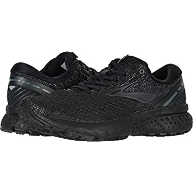 48ddb3e088b Brooks Women s Ghost 11 Black Ebony 9 B US