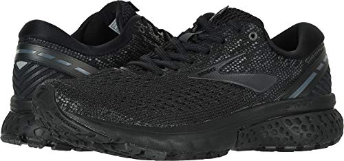 Brooks Women's Ghost 11 Black/Ebony 9 Wide US