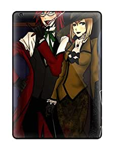 Ortiz Bland Ipad Air Hybrid Tpu Case Cover Silicon Bumper Anime Boy And Girl