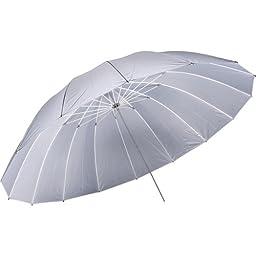 Impact 7\' Parabolic Umbrella (White Diffusion)