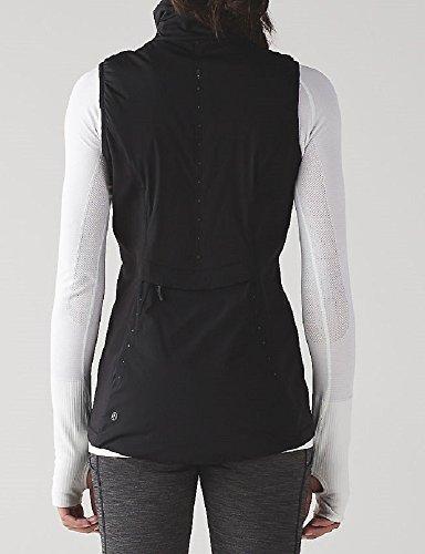 Amazon com: Lululemon Run For Cold Vest (4, Black): Clothing