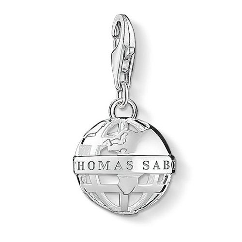 THOMAS SABO Damen-Charm Club 925 Silber - 1432-001-21