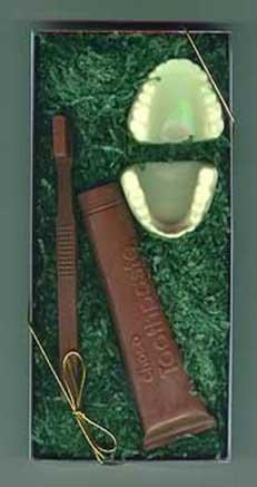 Chocolate Dentist Gift Set - 4 pc.