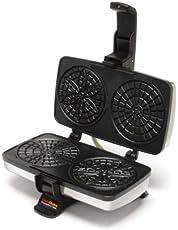 Cucinapro Non Stick Pizzelle Maker Review Best Pizzelle Maker