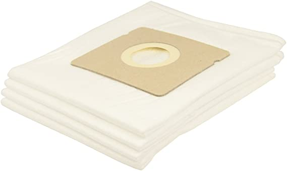 ✧WESSPER/® Sacchetti per aspirapolvere Rowenta RO179501 5 pezzi, carta