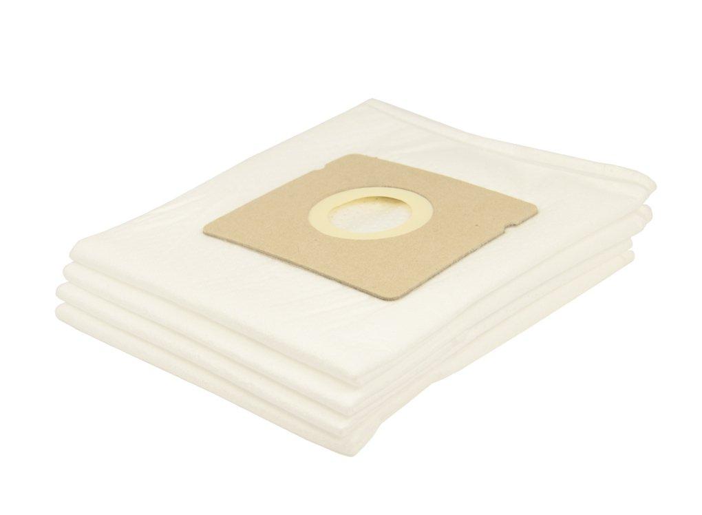 4 pezzi, sintetici ✧WESSPER/® Sacchetti per aspirapolvere Rowenta RO179501