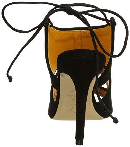 Atelier Mercadal 5392 - Sandalias de tacón Mujer Negro