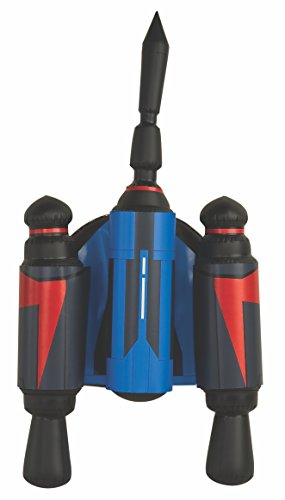 Rubie's Costume Co Star Wars The Clone Wars Costume Accessory, Pre Vizsla Inflatable Jet Pack