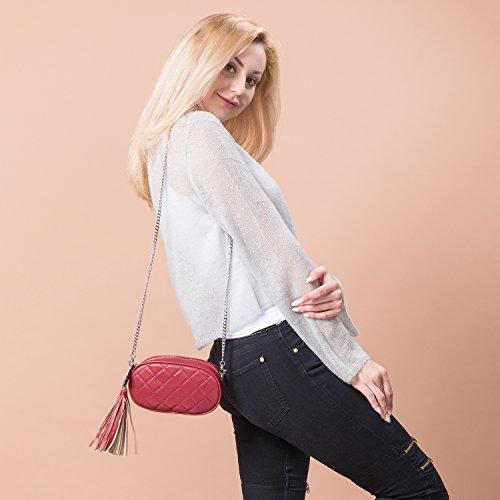 Pack Bag Cell LOVEVOOK Bum Waist Travel Fanny Phone Stylish Bag Red O5wSqz