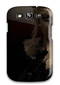 OMMjNfV5927zXJgG Hxy Awesome Case Cover Compatible With Galaxy S3 - Celebrity Avril Lavigne