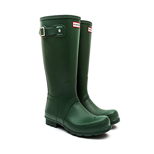Green Rain Moss Boots Hunter Original Gloss Women's TWpxYgO