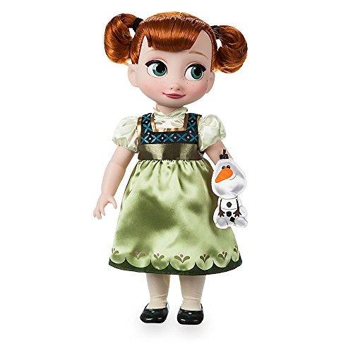 Disney Animators Collection Anna Doll   Frozen   16 Inch