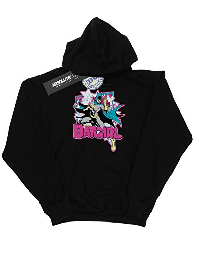 Leap Comics Dc Negro Batgirl Mujer Capucha A41pSH