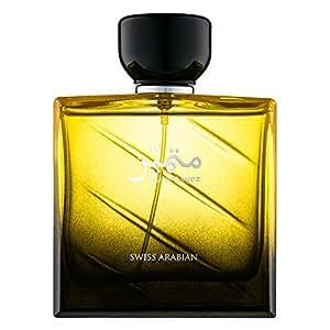 MUTAMAYEZ 100mL an Intense Eau De Parfum for Men with a hint of Oud by Swiss Arabian