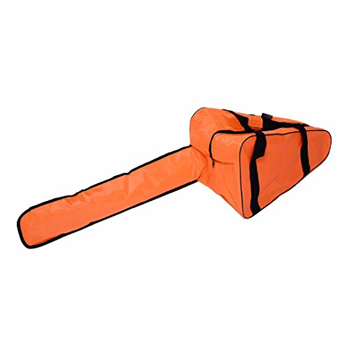 12' Chainsaw Chain - KINWAT Portable Chainsaw Bag Carry Case Fit for 12''/14''/16'' Chain Saw Oxford Fabric Power Tools Carrying Holdall Mayitr
