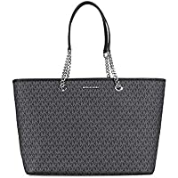 MICHAEL Michael Kors Womens Jet Set Organizational Travel Tote Handbag