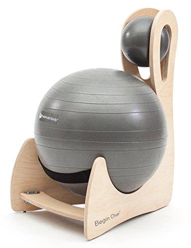 Begin Chair (Ball Chair) by Balanced Body