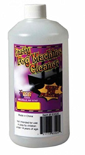 - Forum Novelties - Party Fog Machine Cleaner 1 Liter, Great for Parties