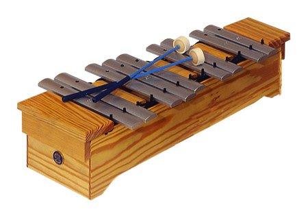 Metalófono soprano, parte cromática by SAMBA