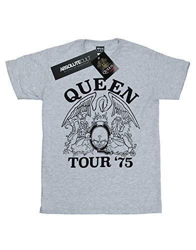 Sport Homme Absolute Queen T Crest Tour Cult 75 Gris shirt gqv4qx8E