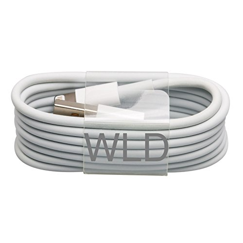 Cheap Categories WLD Original OEM Lightning iPhone Charger Lightning Cable 3.3ft By WLD -[MFi..