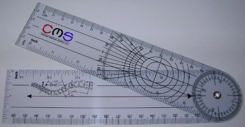 CMS Goniometer Patient Progress Physical product image