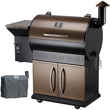 Amazon Com Pit Boss 700fb Pellet Grill 700 Sq In