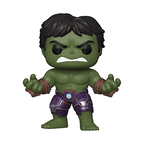 Pop! Marvel Avengers Game- Hulk (Stark Tech Suit)