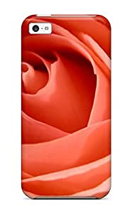 tiffany moreno's Shop 2231625K85651278 Premium Rose Hdtv 1080p Back Cover Snap On Case For Iphone 5c