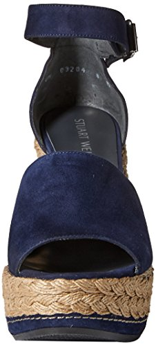 Donne Weitzman Bello Stuart Sohogal Blu Di Sandalo Tacco xW0HWfnqzZ