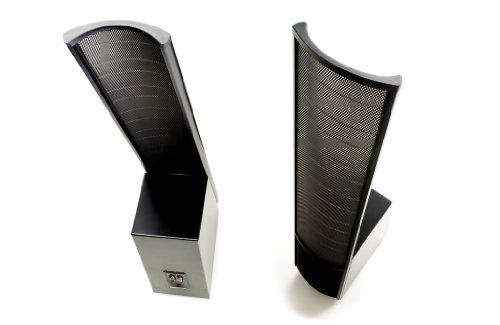 MartinLogan ElectroMotion ESL Hybrid Electrostatic Loudspeaker (Black, Each) by MartinLogan