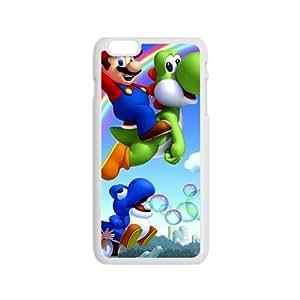 Cartoon Super Mario Cell Phone Case for Iphone 6