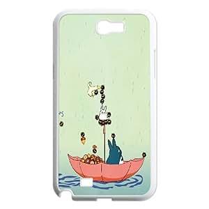 Custom Case My Neighbor Totoro For Samsung Galaxy Note 2 N7100 Q3V652452
