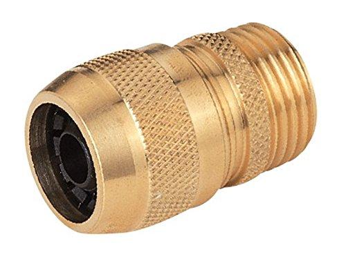 Mintcraft GB8123-1(GB9210) 8123-1(Britan 9210) Brass Hose Coupling