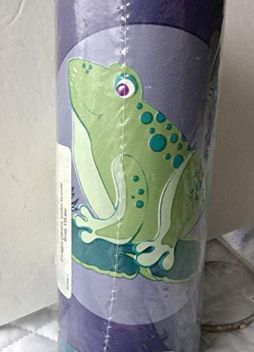 """""""Froggy"""" Wallpaper Border Jubilee Brand 7"""