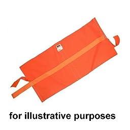 Matthews Cordura 25 lb. Sandbag, Color: Orange