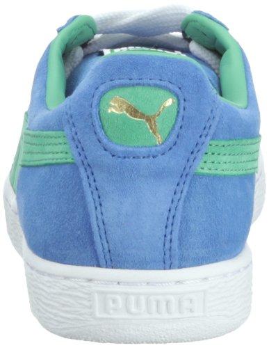 Puma Suede Classic Eco 352634, Herren Sneaker, Blau (palace blue-greenbriar 26), EU 40.5 (UK 7) (US 8)