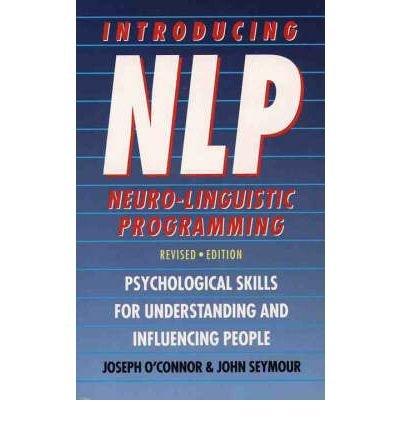 reframing neuro linguistic programming pdf