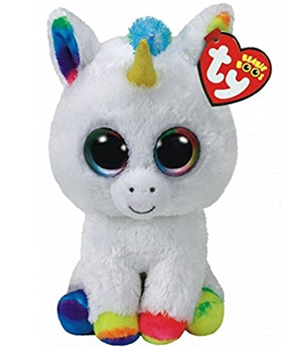 "TY Beanie Boos 6"" Pixy the Unicorn , Perfect ..."