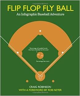 77ec04589 Flip Flop Fly Ball  An Infographic Baseball Adventure  Craig Robinson